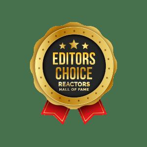 Angelina Jordan Reactors Hall of Fame Editors Choice Award