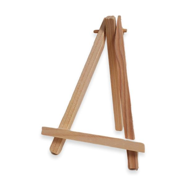 mini art print easel