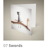 07 kunstkaart Swords