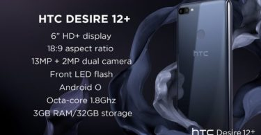 htc desire 12 plus 640x359 - HTC Desire 12+ Review ( Full Specifications and Price )