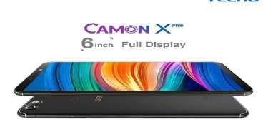 tecno camon x pro full specs and price