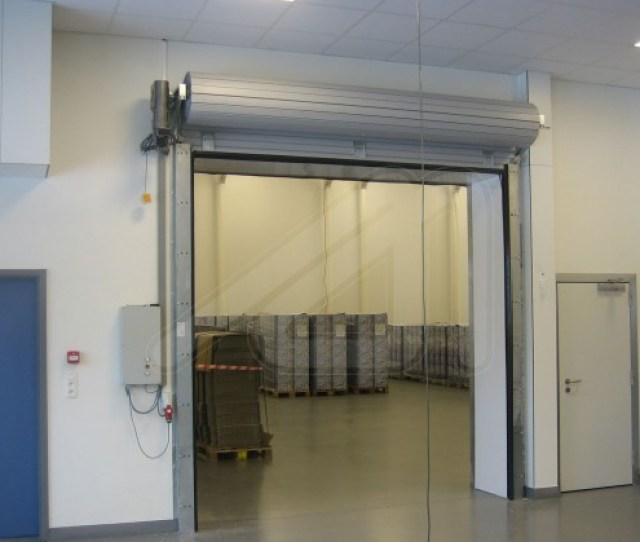 Roll Up Fire Door Ei Roll Basic