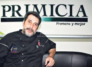 Angelo Campione en Diario Primicia