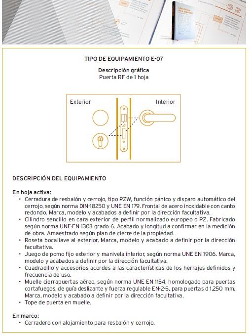equipamientos cuerto tecnico libro basico de seguridad by angel olleros
