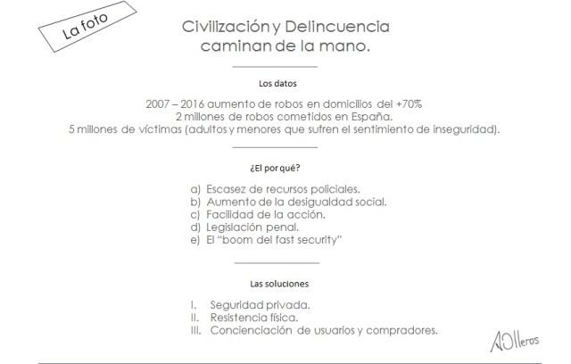 10 Mandamientos de seguridad residencial siglo XXI by Angel Olleros