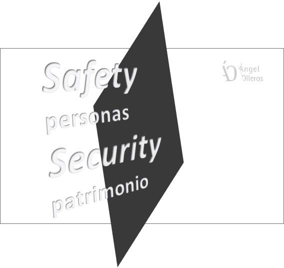 Diferencias entre Seguridad, Safety y Security by Ángel Olleros