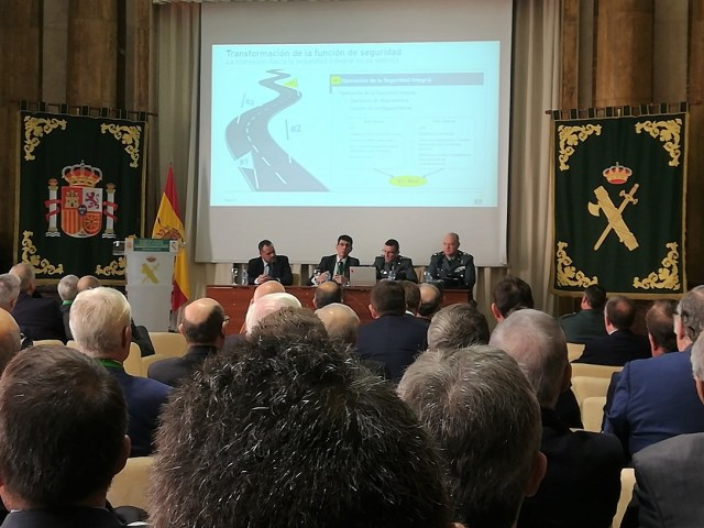 Jornadas Guardia Civil y Seguridad Corporativa