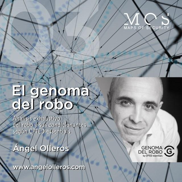 El Genoma robo by Angel Olleros