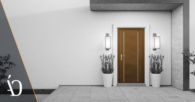 Soluciones para reforzar el marco de la puerta frente al robo