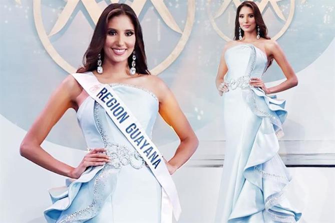 Isbel Cristina Parra Santos crowned Miss International Venezuela 2020
