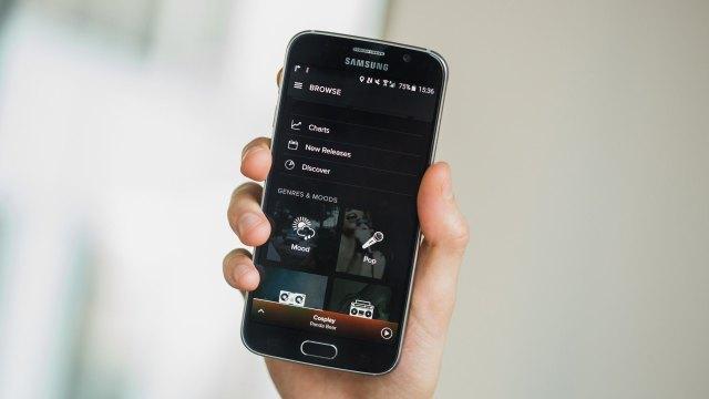 download spotify premium gratis di android