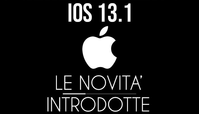 iOS 13.1 - Banner