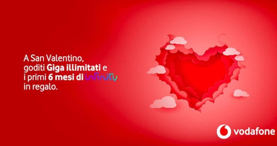 Vodafone San Valentino 2021
