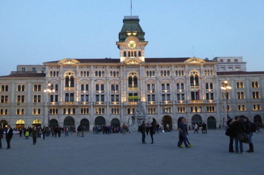 Rathaus Triest