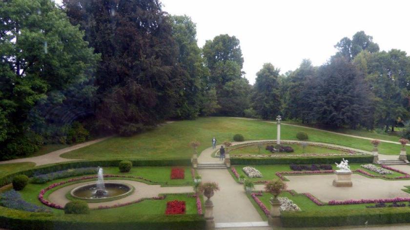 Park Schloss Lancut