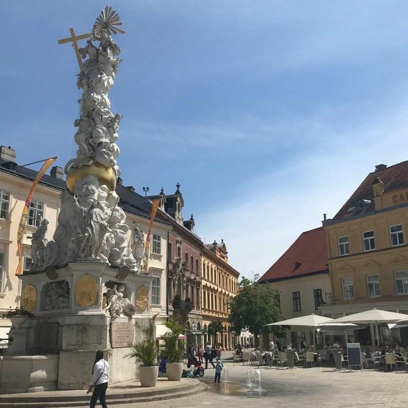 Baden Hauptplatz