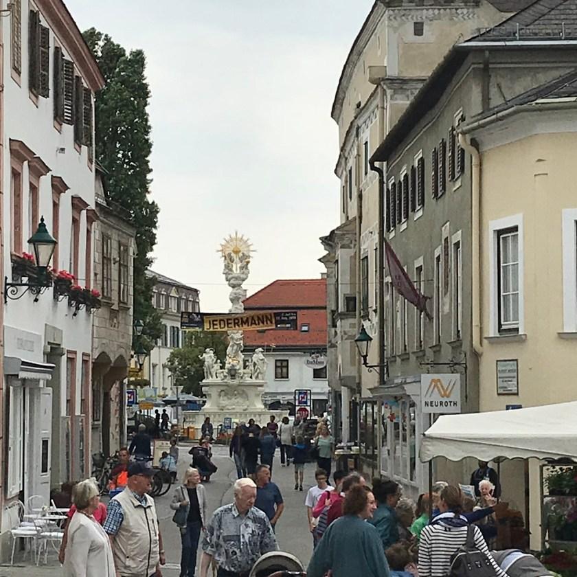 Fußgängerzone Mödling