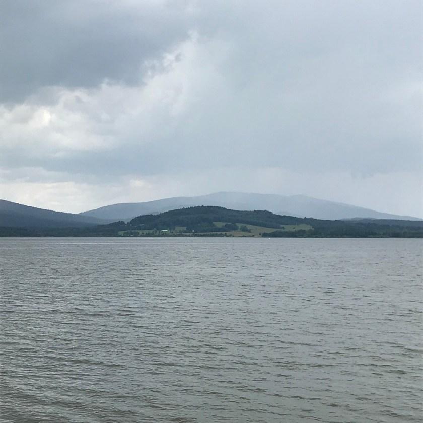 Gewitter über dem Böhmerwald