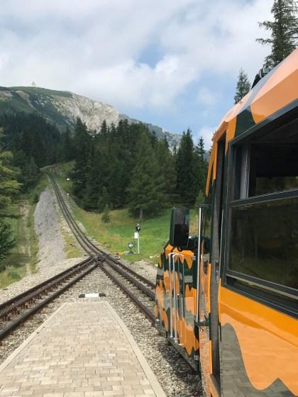 Schneebergbahn