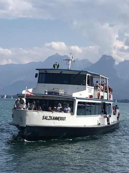 Wolfgangsee-Schifffahrt