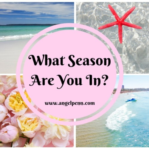 What season are you in