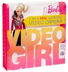 Video Girl Barbie Doll in Box