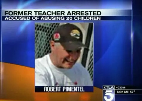 Los Angeles teacher arrested for sexually abusing at least 20 children