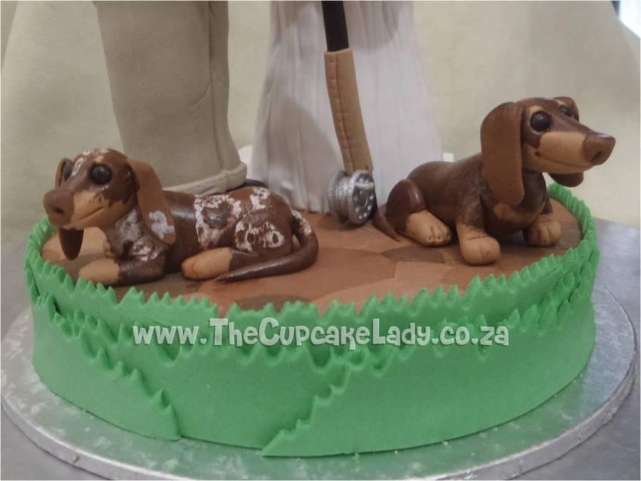 Midrand cake artist - cakes, cookies, and custom sugar art.