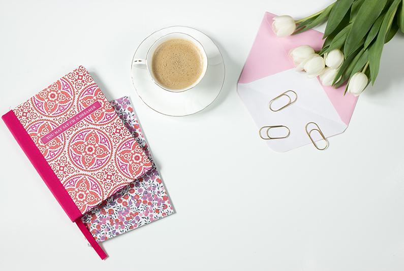 Ma vie est un cahier de notes