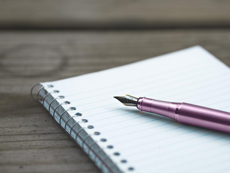 Écrire pour écrire