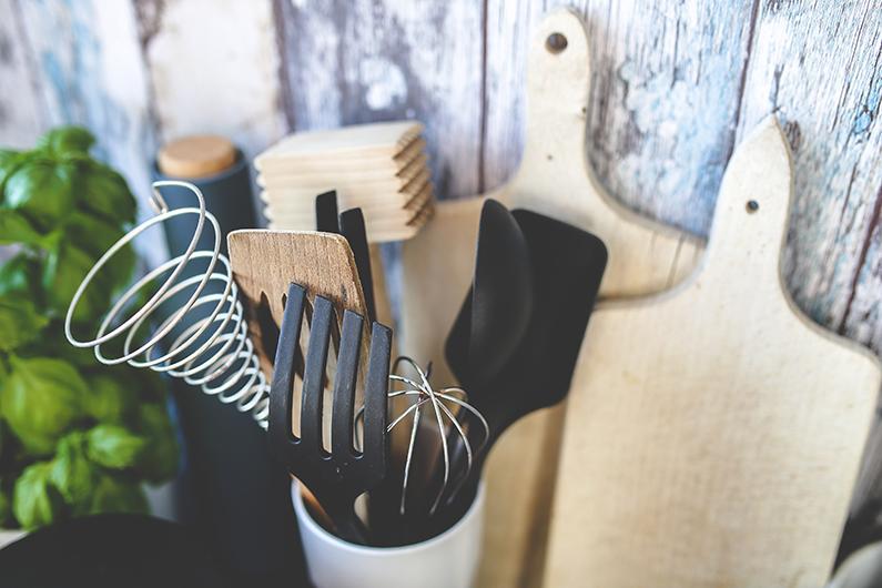 Défi 2 – Désencombrer votre cuisine