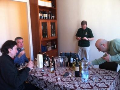 Claudio, Francesco, Salvatore e Antonio