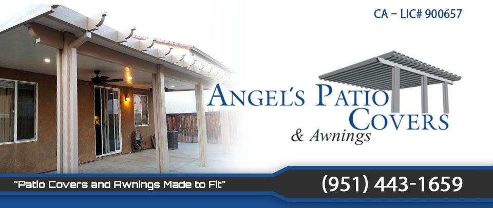 angel s patio covers awnings menifee