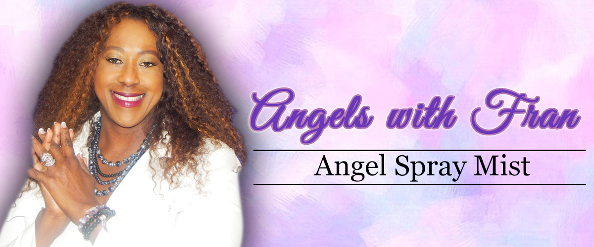 angel spray mist - banner