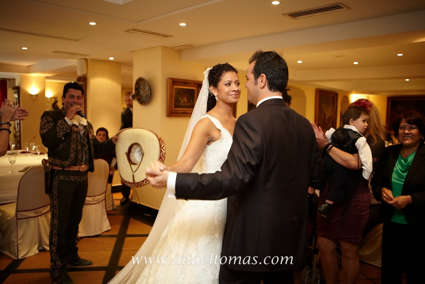 Boda Juan Carlos y Mónica
