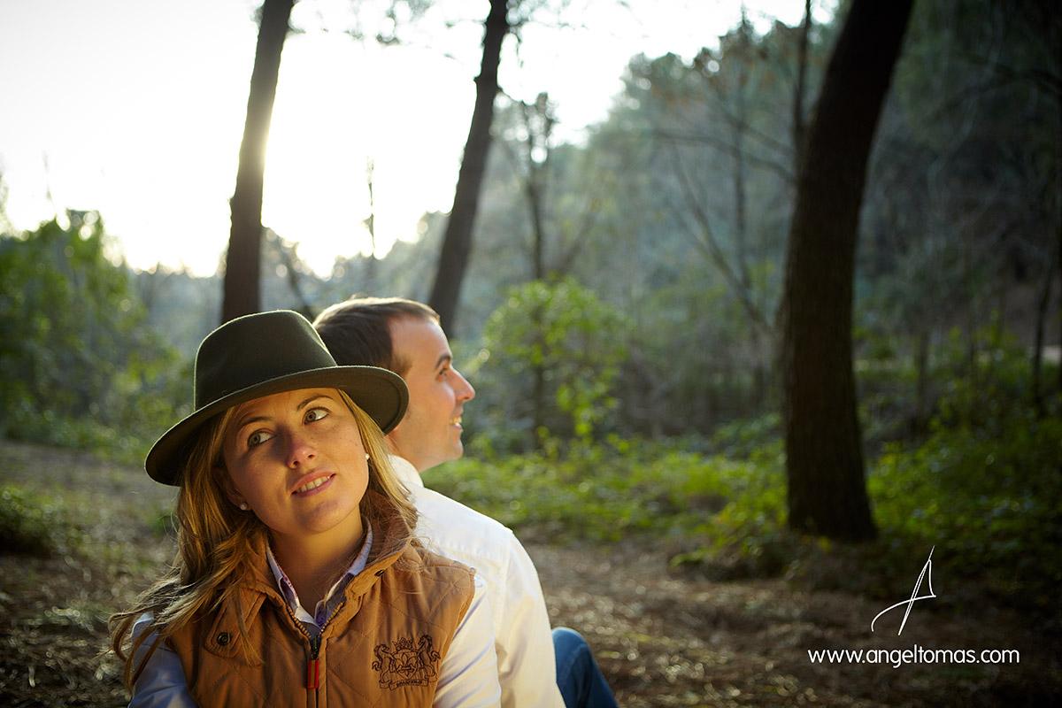 Preboda María y Salva. Reportaje en Córdoba por Ángel Tomás Fotógrafo