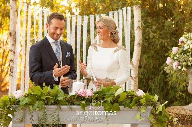 Boda Cóctel en Córdoba. Reportaje boda José Luis y Rocío.