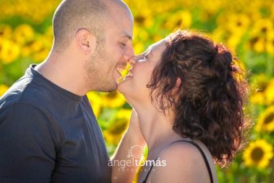 Reportaje fotográfico de preboda. Teresa y Jaime