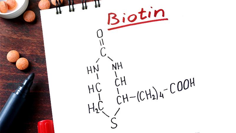 vitamin b7 biotin ไบโอติน