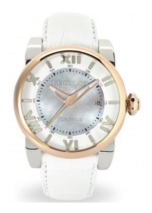 LOCMAN Mens Wrist Watch Model TOSCANO MPN 0590V14-0RMWPSW