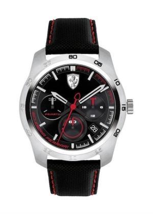 SCUDERIA FERRARI Mens Wrist Watch Model PRIMATO MPN 830444