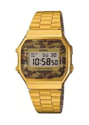CASIO Unisex Wrist Watch MPN A168WEGC-5