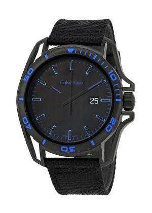 CK CALVIN KLEIN Mens Wrist Watch Model EARTH MPN K5Y31YB1
