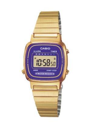 CASIO Ladies Wrist Watch MPN LA-670WGA-6