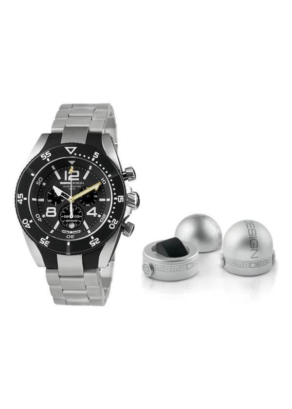 MOMO DESIGN Mens Wrist Watch Model DIVE MASTER SPORT MPN MD1281BK-10