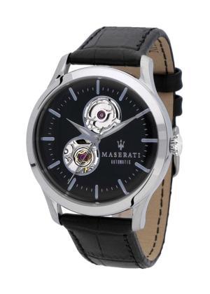 MASERATI Mens Wrist Watch Model TRADIZIONE AUTOMATIC MPN R8821125001