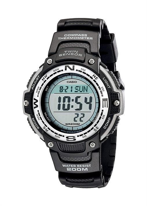 CASIO Mens Wrist Watch MPN SGW-100-1V
