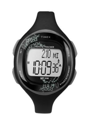 TIMEX Ladies Wrist Watch Model HEALTH TRACKER DISTANCE SENSOR MPN T5K486
