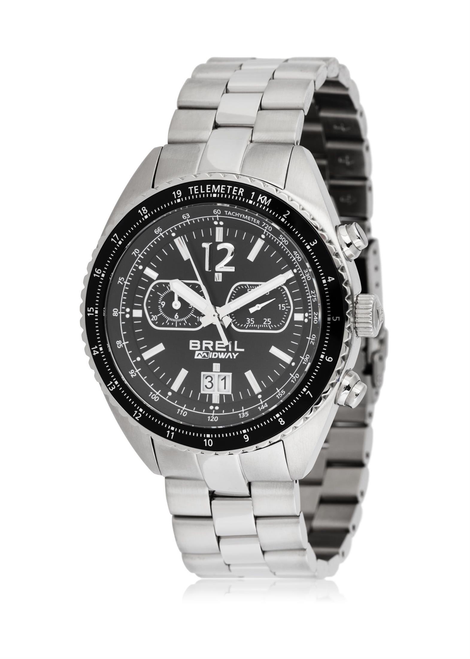 BREIL Mens Wrist Watch Model MIDWAY MPN TW1448