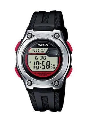 CASIO Unisex Wrist Watch MPN W-211-1B